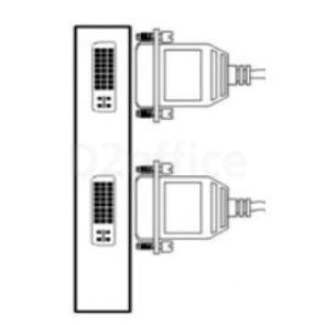 Christie 2-Port Single Link DVI-I Input Module