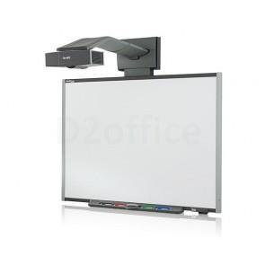 SMART Board 660, проектор UF65, крепления, расширенная панель управления ЕСР (комплект)