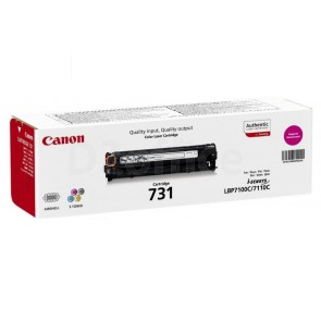 Canon 731M пурпурный