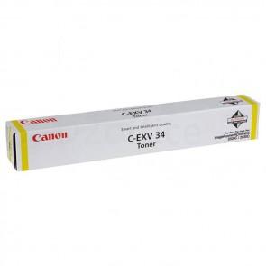 Canon C EXV 34 Yellow Toner