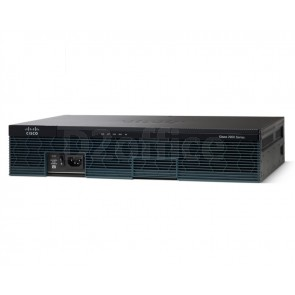 Cisco 2911 UC Sec. Bundle, PVDM3-16, UC and SEC License PAK