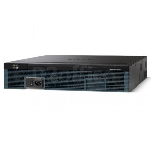 Cisco 2951 Integrated Services Router Voice_Bundle_w/PVDM3-32,FL-CME-SRST-25,UC_License_PAK