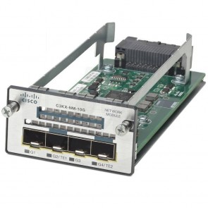 Cisco Catalyst 3K-X 10G-T Network Module