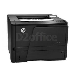 Офисный принтер для черно-белой лазерной печати HP LaserJet Pro 400 M401d