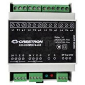 Crestron DIN Rail 4 motor controller