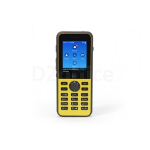 Cisco Wireless IP Phone 8821-EX [CP-8821-EX-K9] вид спереди