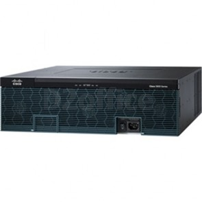 Cisco 3945 Voice Sec. Bundle PVDM3-64 UC and SEC License P