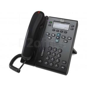 Cisco UC Phone 6945, Charcoal, Standard Handset