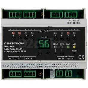 Crestron DIN-AO8