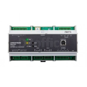Crestron DIN Rail 3-Series® Automation Processor DIN-AP3