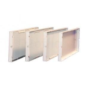 Рассеивающий экран для светильников T02. Широкое поле рассеивания
