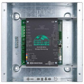 Crestron Green Light® Power Meter Control Unit