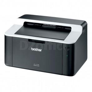 Компактный xёрно-белый лазерный принтер Brother HL-1112R