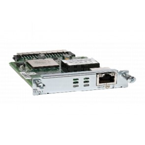 Cisco 1 port channelized T1/E1 and PRI HWIC