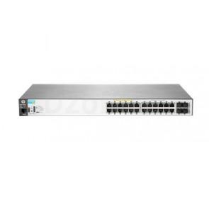 Управляемый коммутатор L2 Ethernet с фиксированным портом HP 2530-24G-PoE+
