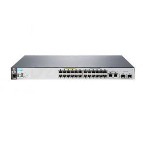 Управляемый коммутатор L2 Ethernet с фиксированным портом HP 2530-24-PoE+