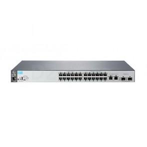 Управляемый коммутатор L2 Ethernet с фиксированным портом HP 2530-24