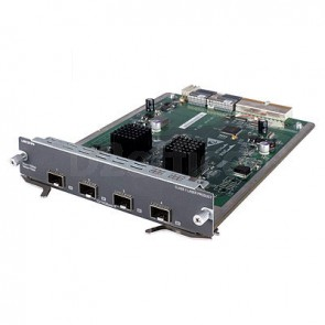 HP 4-Port 10-GbE SFP+ A5800 Module