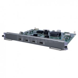 HP 10500 4-port 10GbE XFP EA Module