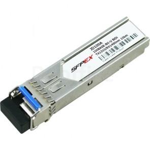 HP X115 100M SFP LC BX 10-U Transceiver