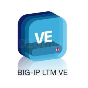 F5 BIG-IP Virtual Edition Local Traffic Manager (25 Mbps)