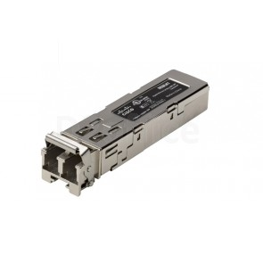 1000BASE-LH SFP transceiver for single-mode fiber, 1310 nm wavelength, supports up to 40 km