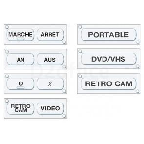 Extron MLC 62 Button Kit