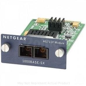 NETGEAR 10Гб/с модульная плата для установки в ReadyNAS 4200 с двумя портами SFP+
