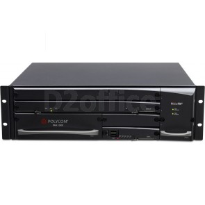 Polycom RMX 2000 20HD/80CIF equipped with MPM/MPM+ upgrade to RMX 2000 30HD