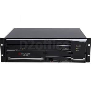 Polycom RMX 2000 5HD/20CIF equipped with MPM/MPM+ upgrade to RMX 2000 10HD 720p
