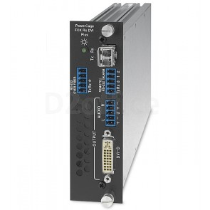 Extron PowerCage FOX Rx DVI Plus MM