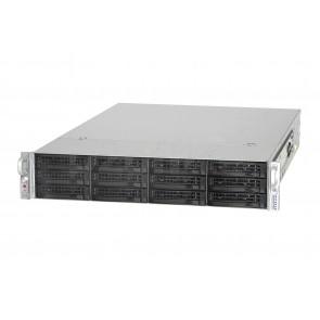NETGEAR ReadyNAS 3200 в стойку на 12 SATA дисков с резервным блоком питания (6 дисков по 1 TБ)