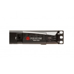 Polycom RMX 1500 IP only 10HD1080p/20HD720p/40SD/60CIF
