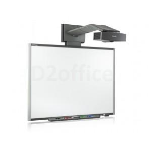 SMART Board SB680, проектора UF65, расширенная панель управления и крепление (комплект)