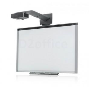 SMART Board X880, проектор UF65, крепление и расширенной панели управления (комплект)