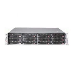 Supermicro SUPERSTORAGE SERVER SSG-6027R-E1R12N