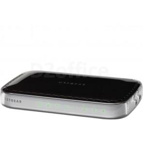 NETGEAR Беспроводной маршрутизатор 150 Мбит/с (1 WAN и 4 LAN порта 10/100 Мбит/с) (WNR1000)