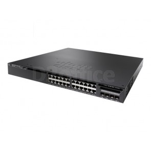 Cisco Catalyst 3650 48 Port PoE 4x1G Uplink IP Base